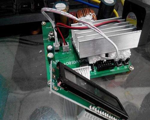 家电电子控制系统解决方案