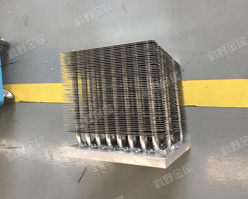 江苏热管散热器