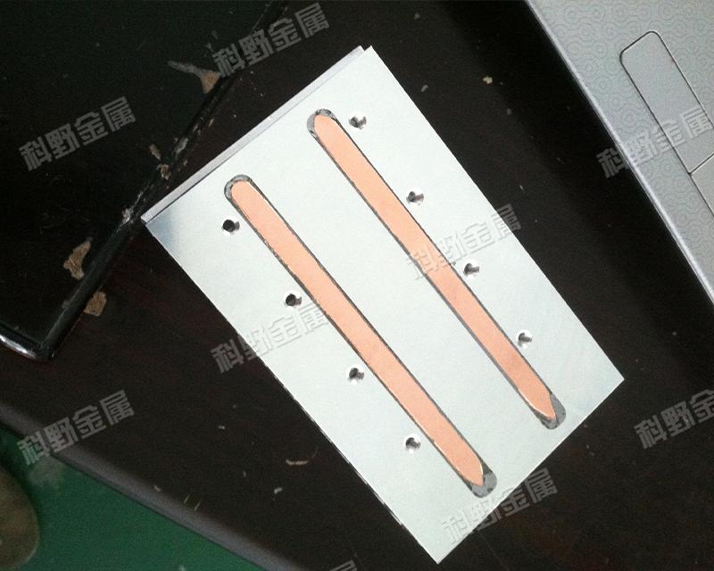 江苏热管散热器结构