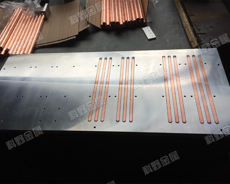 江苏热管散热器设计