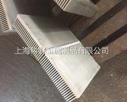 摩擦焊散热器