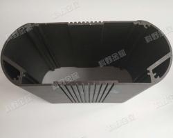 型材式散热器