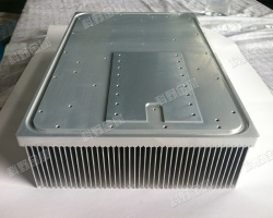 变频器插片散热器